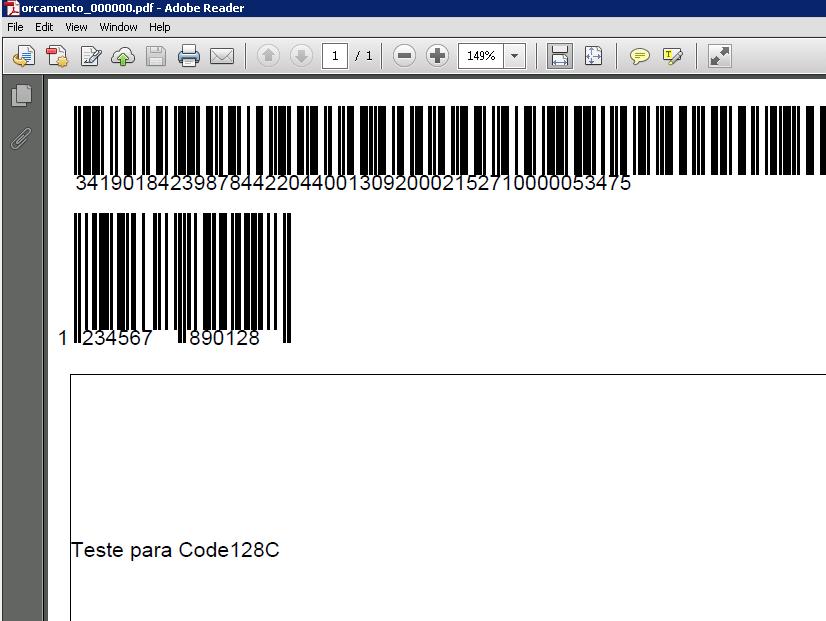 Exemplo PDF