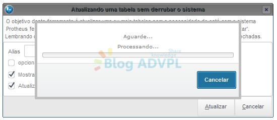 fUpdTable-processando